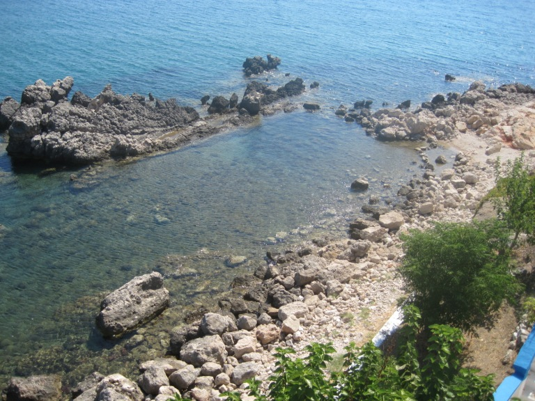Stunning Grecian Waters