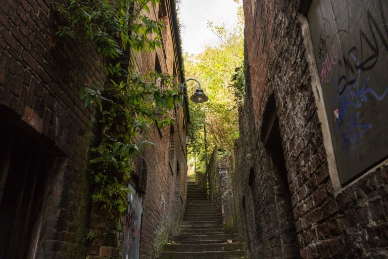 Rebecca Gibson Newcastle Alley
