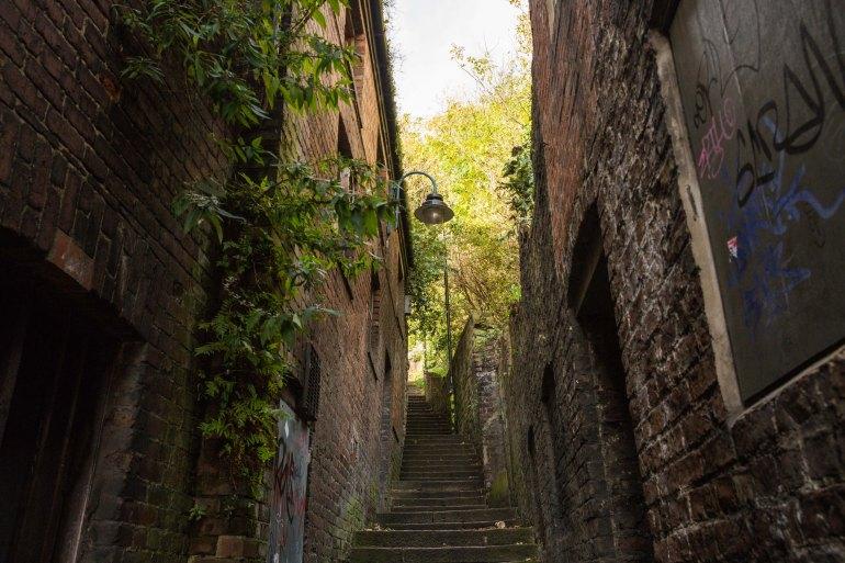 Rebecca Gibson Newcastle Alley